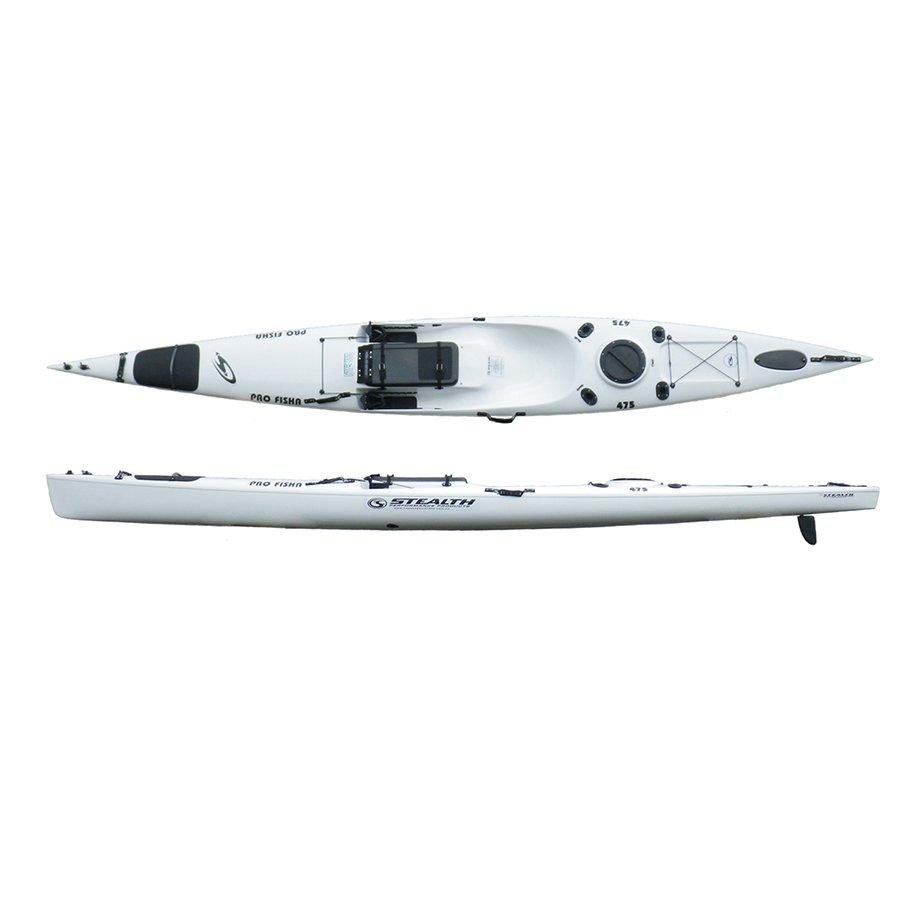 Pro Fisha 475 de Stealth Kayaks
