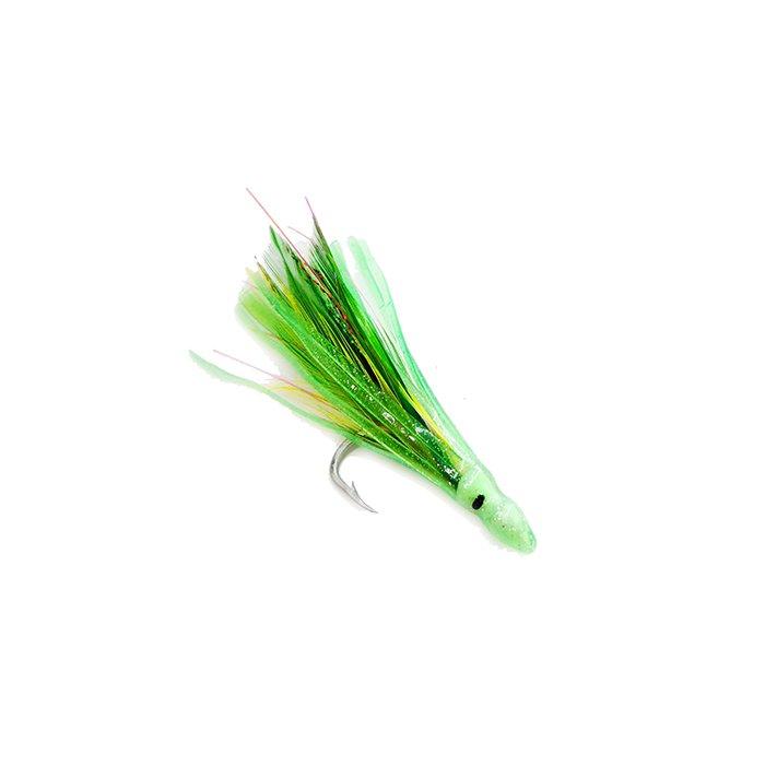 Pulpo Daisy Chain verde.