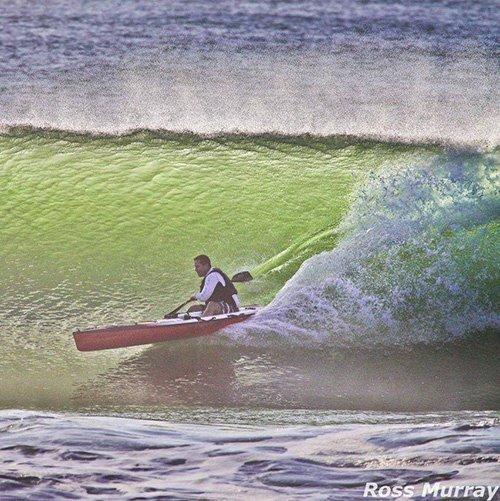Surfeando con Pro Fisha.