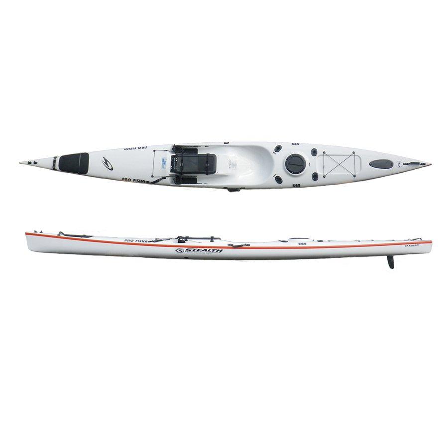Pro Fisha 525 de Stealth Kayaks