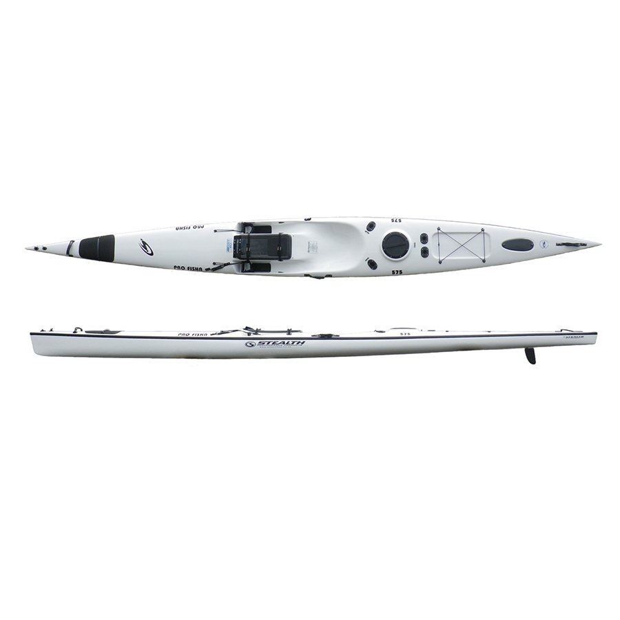 Pro Fisha 575 de Stealth Kayaks